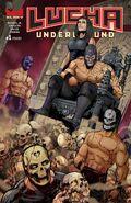 Lucha Underground (Comic) No. 2