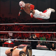 July 25, 2011 RAW 6