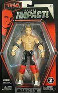 TNA Deluxe Impact 2 Amazing Red