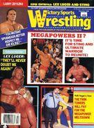 Victory Sports Wrestling - Summer 1989