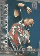 2002 WWF All Access (Fleer) Bubba Ray Dudley 37