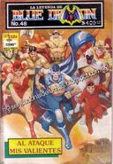 La Leyenda de Blue Demon 48