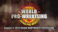 NJPW World Pro-Wrestling 6 11