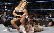 Smackdown 4-25-08 Natalya v Cherry