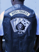 Aces & Eights Vest