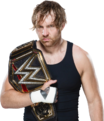 Dean Ambrose Champ