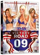 Victory Road 2009 DVD