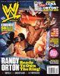 WWE Magazine Dec 2010