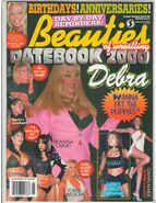 Beauties of Wrestling - January 2000