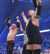 Kane & Big Show Champions