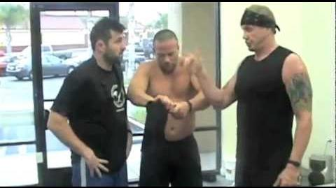 RVD shouts out DDP YOGA especially YRG-0