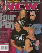WCW Magazine - March 2000