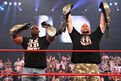 2nd reign as tna world tag team champions team 3d