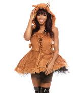 Alicia Fox 2013 Halloween
