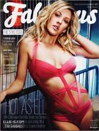 Ellie Goulding - Fabulous mar 2014