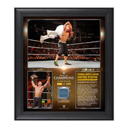 John Cena Night of Champions 2015 15 x 17 Photo Collage Plaque