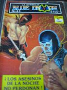 La Leyenda de Blue Demon 86