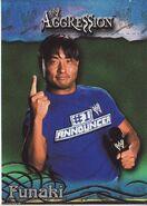 2003 WWE Aggression Funaki 55