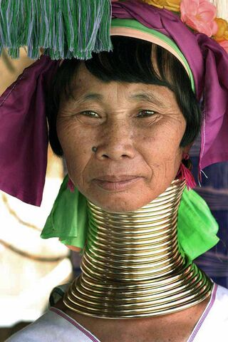 File:Kayan woman with neck rings.jpg