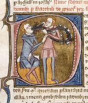 Medieval dentistry