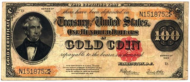 File:Us-gold-certificate-1922.jpg