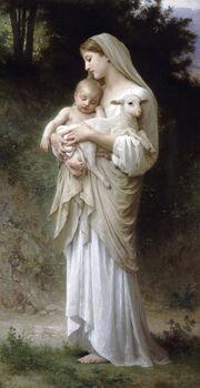 Bouguereau-Linnocence