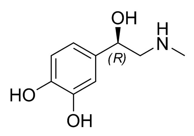 File:Adrenaline chemical structure.png
