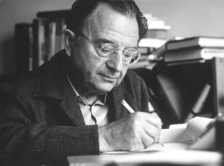 Erich Fromm writing