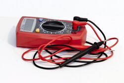 Electronic multi meter