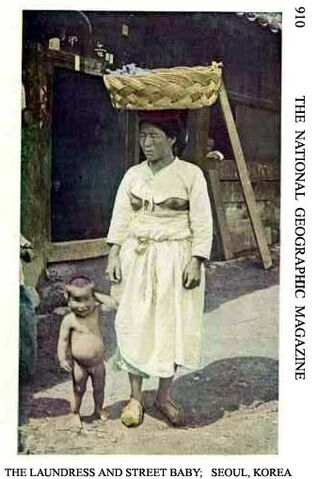 File:National geographic 1910 11 laundress and street baby.jpg