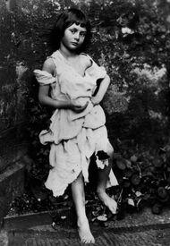 Alice Liddel - Beggar Girl