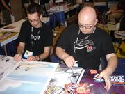 Krahulik Holkins, Comicon 2006
