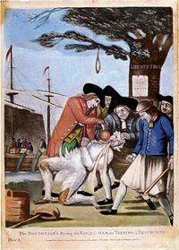 1774 lynching
