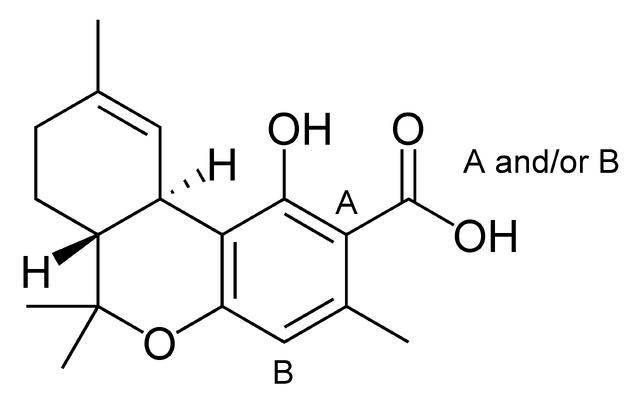 File:Delta-9-tetrahydrocannabiorcolic acid.png