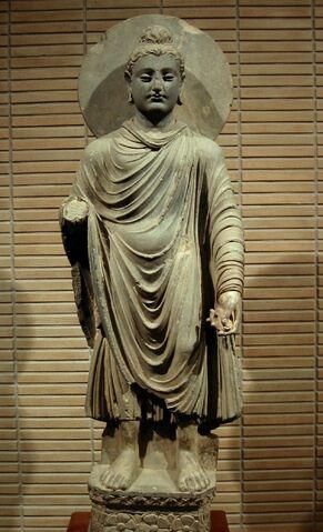 File:Gandhara Buddha (tnm).jpeg