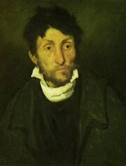 Gericault Insane