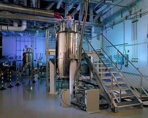 Pacific Northwest National Laboratory 800 MHz NMR Spectrometer
