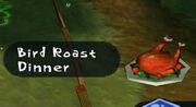 Bird Roast Dinner