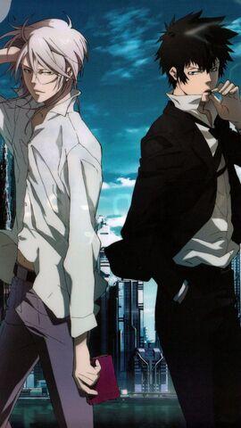 File:Makishima and kougami poster.jpg