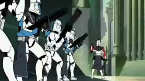 Star Wars Guerras Clônicas Capitulo 3