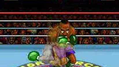 Super Punch-Out! Piston Hurricane KO in 05'49