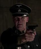 Commandant Heinrich Moebius