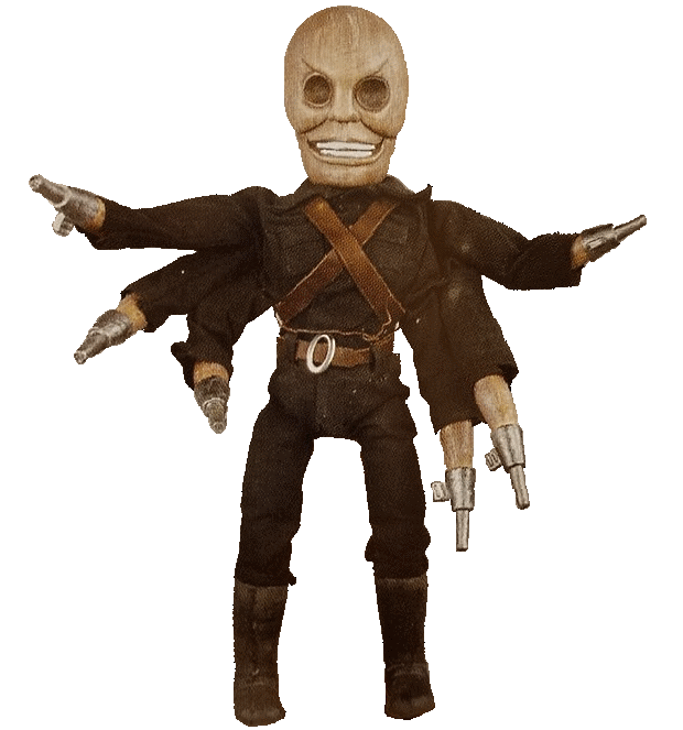 Puppet Master Six Shooter