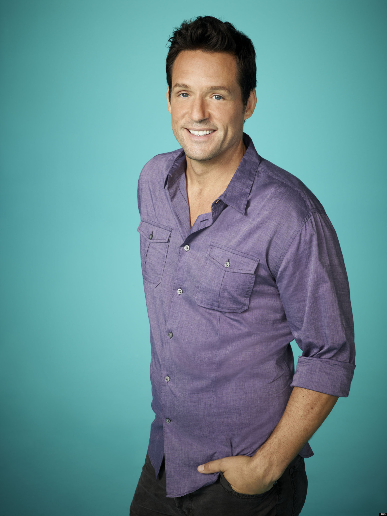 josh hopkins married