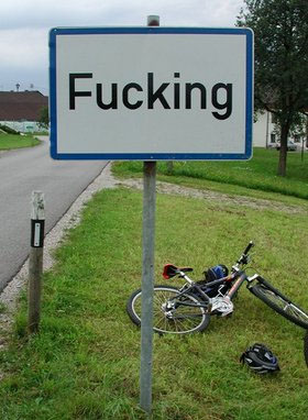 File:Fucking Sign.jpg