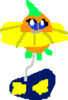 Plantlanders UFOrange figure