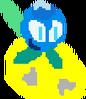 Plantlanders Electric Blueberry figure
