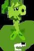Plantlanders Primal Peashooter figure