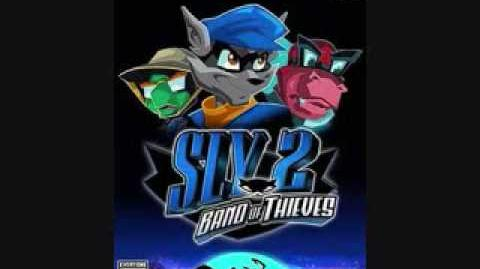 Sly cooper 2 music Paris