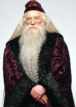 Albus Dumbledore R. H.